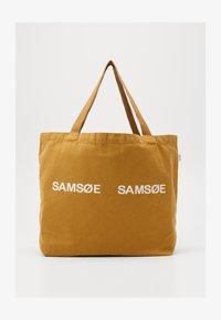Samsøe Samsøe - FRINKA  - Tote bag - dijon - 3