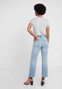 Polo Ralph Lauren - MIKAELA WASH - Flared Jeans - light indigo - 2