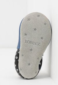 Robeez - PUNKY DOOGY - Chaussons pour bébé - bleu/noir - 4