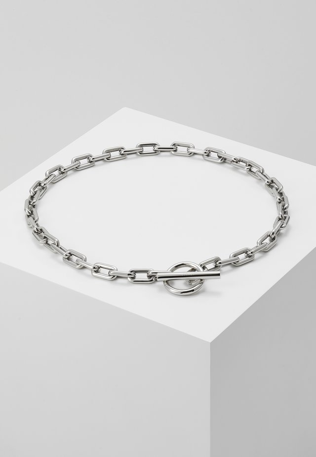 RIVAL - Ketting - silver-coloured