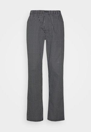 SLEEP PANT - Pyjamasbyxor - black