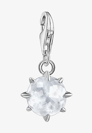 Pendant - silver-coloured