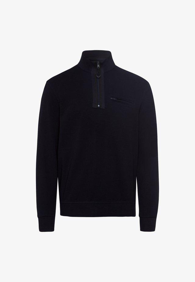 STYLE SION - Sweatshirt - navy