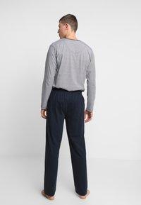 TOM TAILOR - PYJAMA - Pyjamas - blue - 2