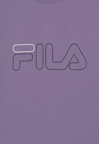 Fila - JULITA CROPPED  - Triko s potiskem - purple haze/bright white - 2