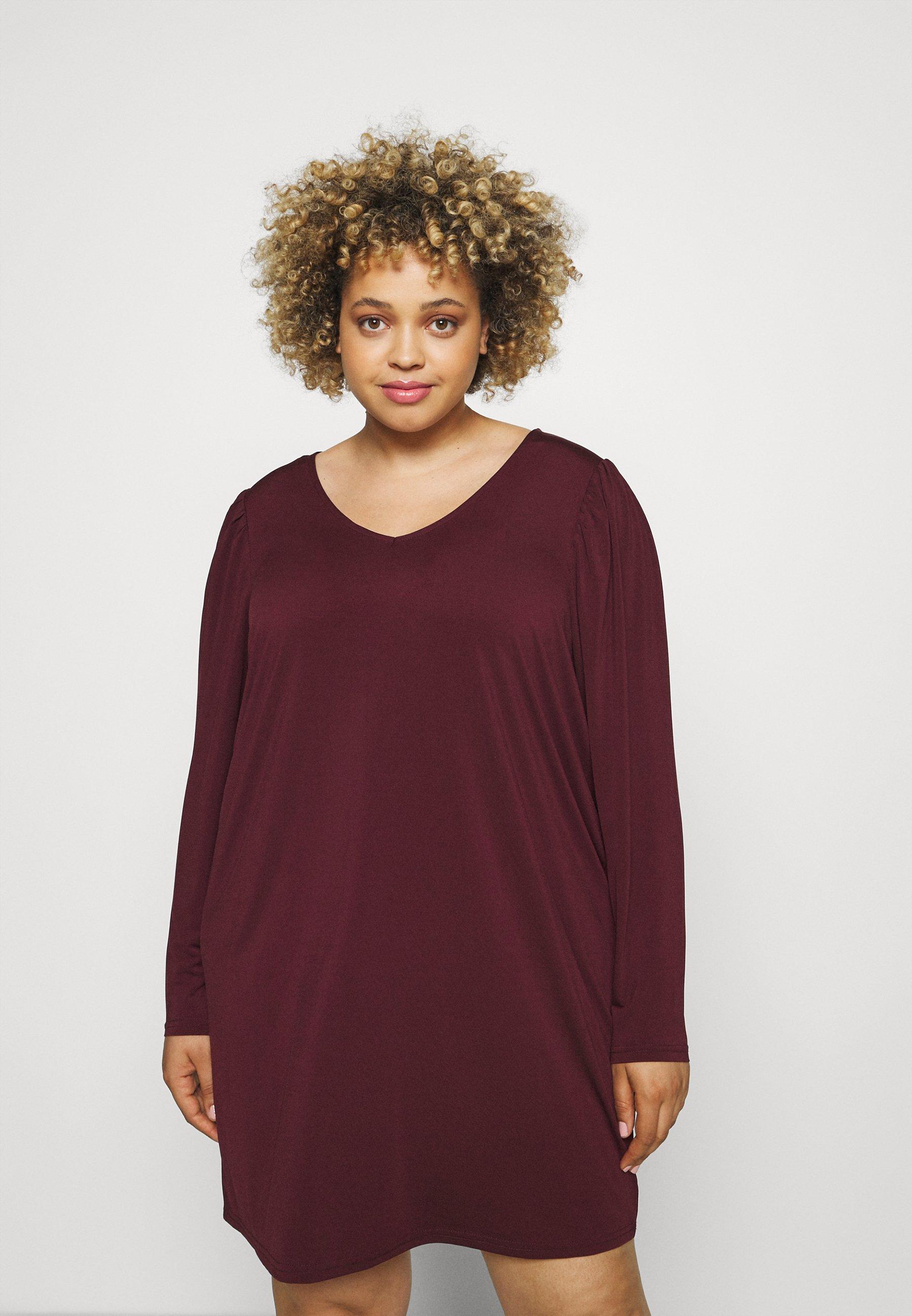 Women VIEBONI DRESS - Jersey dress