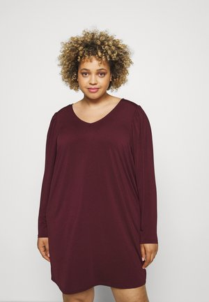 VIEBONI DRESS - Jersey dress - winetasting