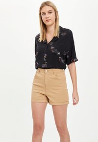 DeFacto - Shorts - brown - 3