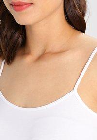 edc by Esprit - STRAP - Topper - white - 3