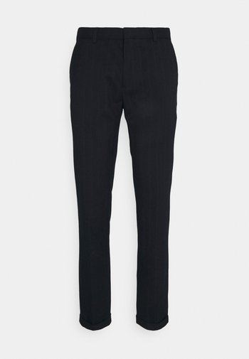 MOTT THE CLASSIC SUIT PANT - Chino kalhoty - navy