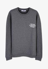 PSC - MORNING PERSON - Sweatshirt - dark grey - 1