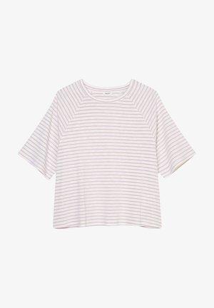 RAGLAN - Print T-shirt - pastel lilay