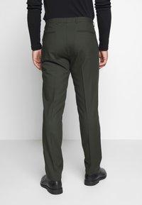 Viggo - GOTHENBURG SUIT SET - Kostym - khaki - 5