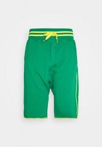 Kraťasy - bresil green/yellow