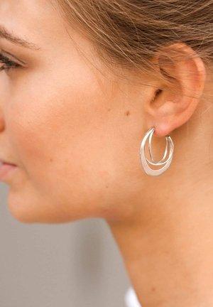 KENYA  - Earrings - plata