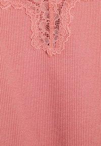 Hunkemöller - x NA-KD CAMI MIA - Pyjama top - dusty pink - 2
