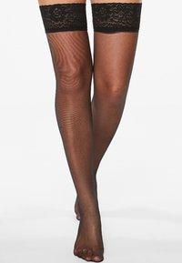 Hunkemöller - Over-the-knee socks - black - 0