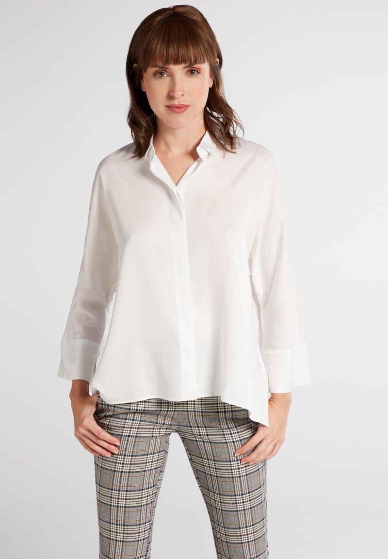 Eterna - Button-down blouse - weiß