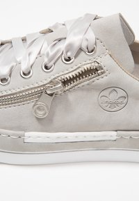Rieker - Trainers - cement/silver - 2