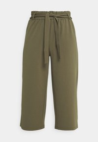 ONLHARRIS CAROLINA CULOTTE BELT - Trousers - kalamata