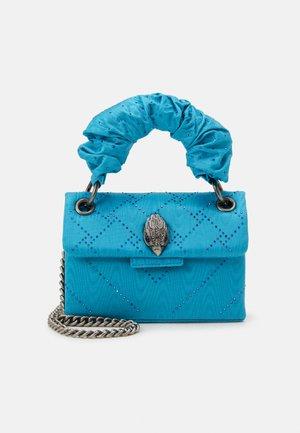 FABRIC MINI KENSINGTON - Bandolera - turquoise