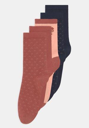 NKFVILDE 5 PACK - Socks - dark sapphire