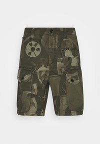 G-Star - JUNGLE CARGO - Shorts - olive/khaki - 3