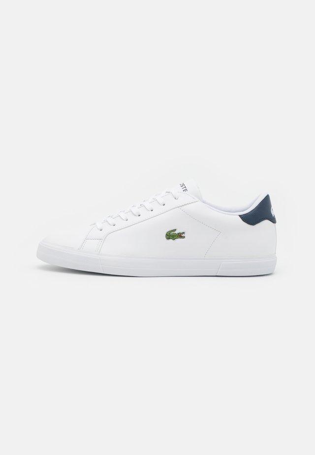 LEROND - Sneaker low - white/navy