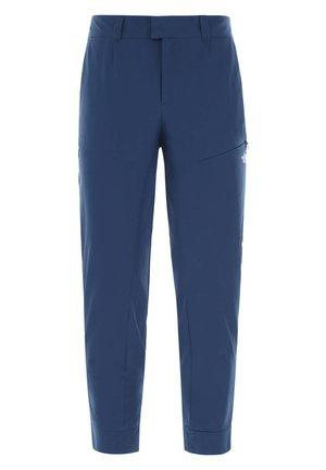 "THE NORTH FACE DAMEN WANDERHOSE ""INLUX CROPPED"" VERKÜRZT - Trousers - blau (296)"