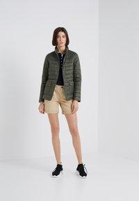 Barbour - BARBOUR COLEDALE QUILT - Down jacket - olive - 1
