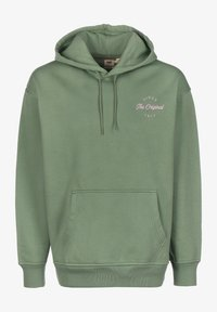 Levi's® - T3 RELAXD GRAPHIC - Luvtröja - hedge green - 0