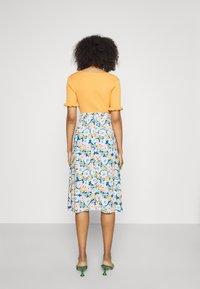 Monki - A-line skirt - multi-coloured - 2