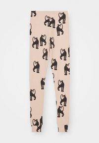 Mini Rodini - PANTHER - Leggings - Trousers - pink - 0