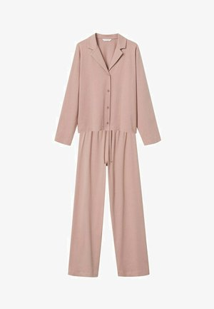 SET - Pyjama set - bleekroze