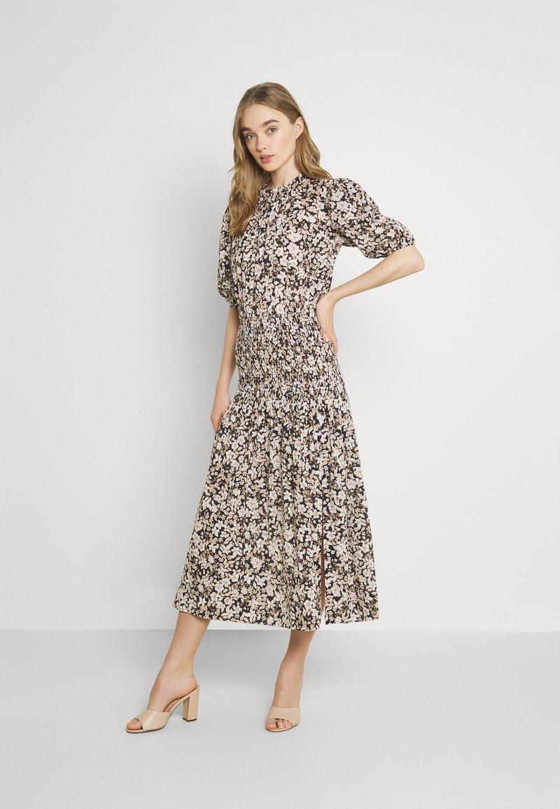 Bec & Bridge - FORBIDDEN FORREST DRESS - Day dress - black/pink