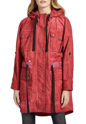 YACOUT - Parka - red
