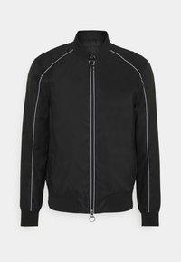 Armani Exchange - JACKET - Summer jacket - black - 5