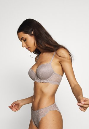 EDLYN - Underwired bra - light taupe