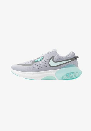 JOYRIDE DUAL RUN - Neutral running shoes - sky grey/teal tint/smoke grey/white