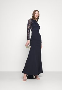 Missguided - BODICE BRIDESMAID DRESS - Occasion wear - navy - 1