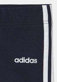 adidas Performance - UNISEX - Legginsy - legend ink/white - 2