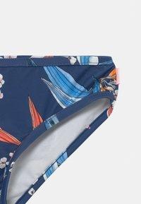 Seafolly - SALTY SUNSET HIGHNECK SET - Bikiny - marine blue - 2