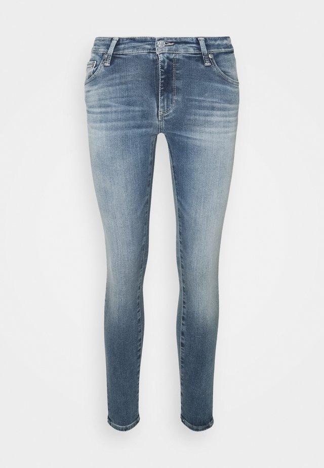 LEGGING ANKLE - Jeansy Skinny Fit - light blue