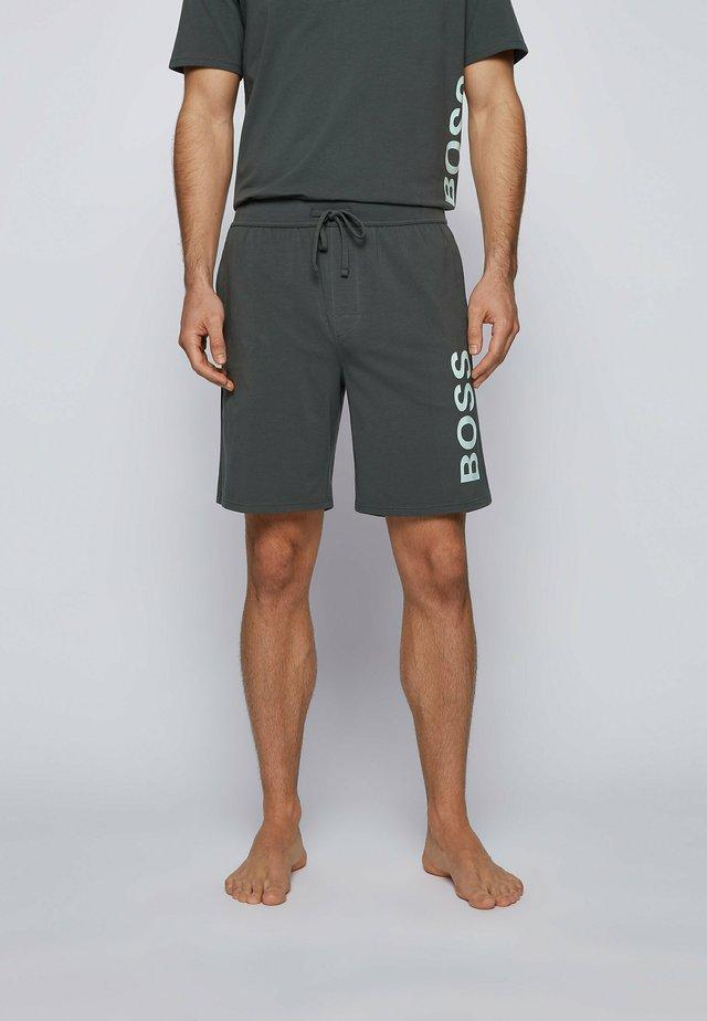 Pyjama bottoms - dark green