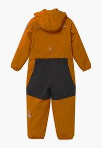 Color Kids - Lyžařská kombinéza - honey ginger - 2
