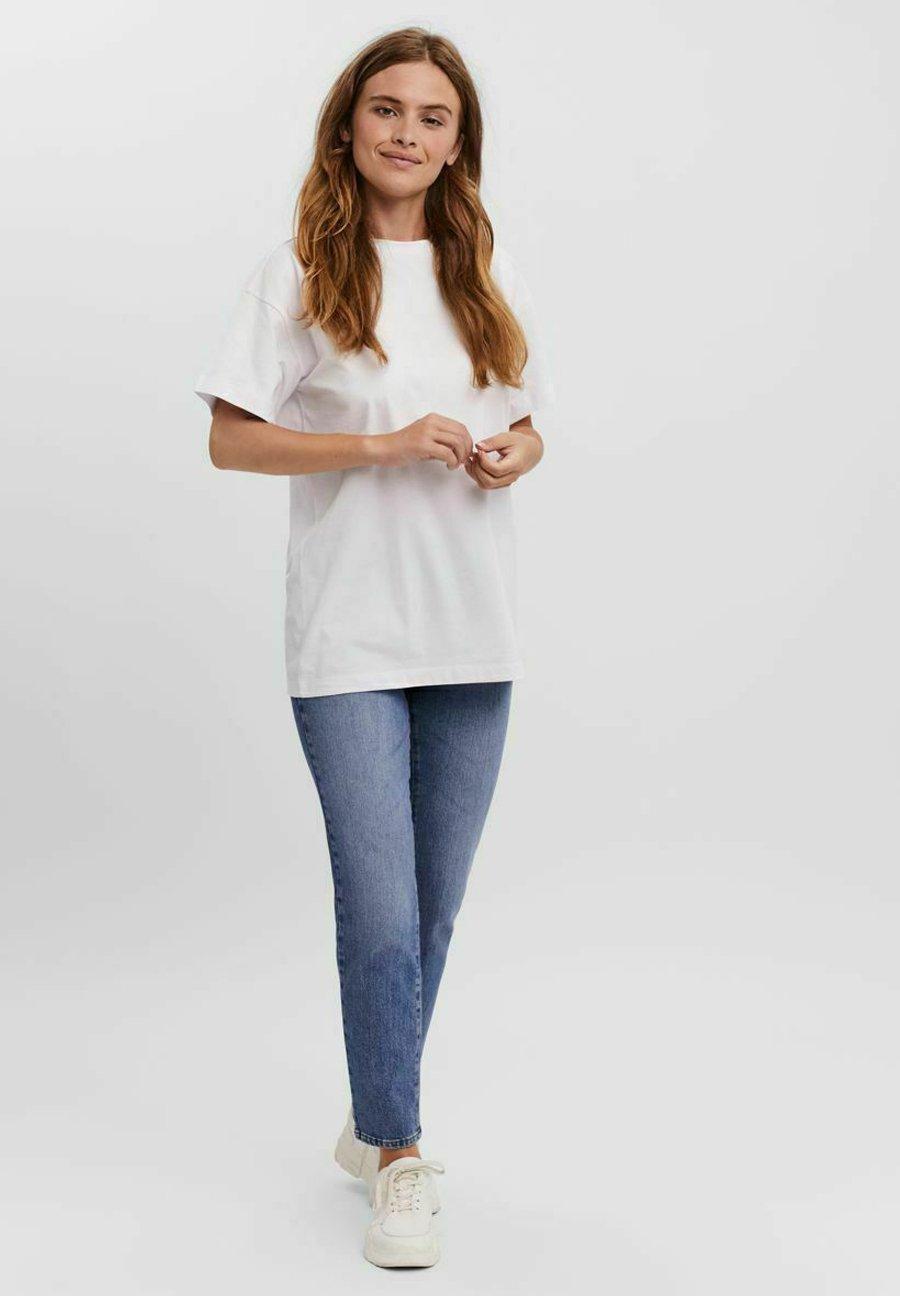 Damen T  SHIRT OVERSIZE - T-Shirt basic
