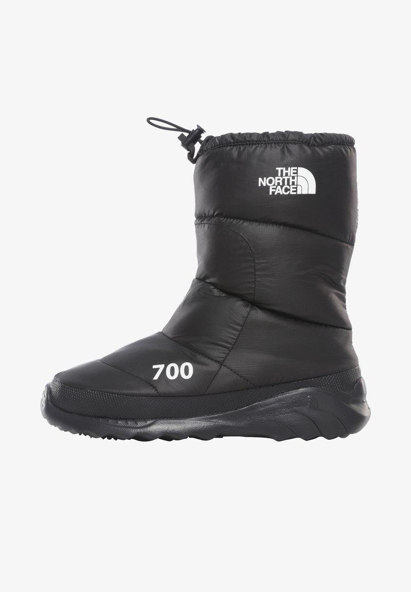 The North Face - M NUPTSE BOOTIE 700 - Winter boots - tnf black/tnf white