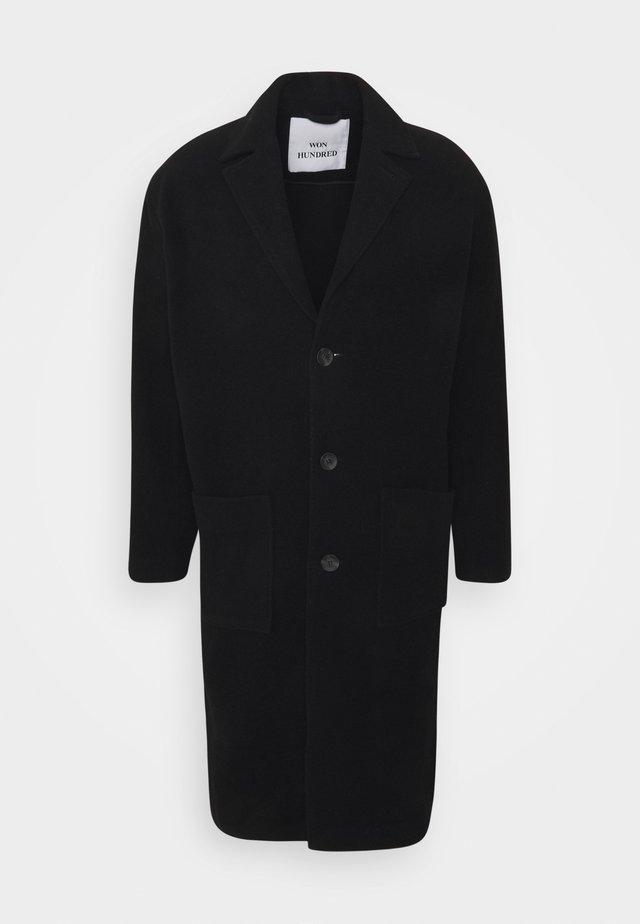 CASSIUS - Płaszcz wełniany /Płaszcz klasyczny - black