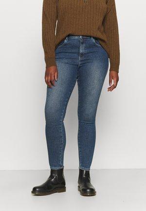 LEXY - Jeans Skinny - breeze dark stone
