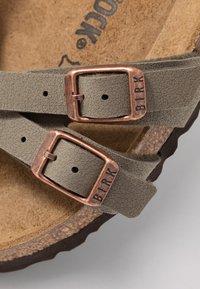 Birkenstock - BLANCA - Sandals - stone - 2